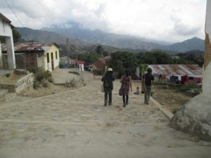 Colombia report T-learning Atanques Community