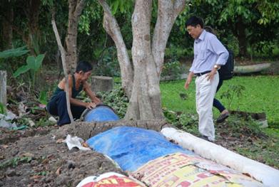 Vietnam report T-learning Mekong Delta