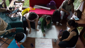 transgressive learning collaborative definition making