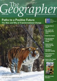 The Geographer: Transformation (Spring 2018)